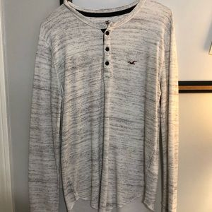 Men's Hollister long sleeve tee (small)